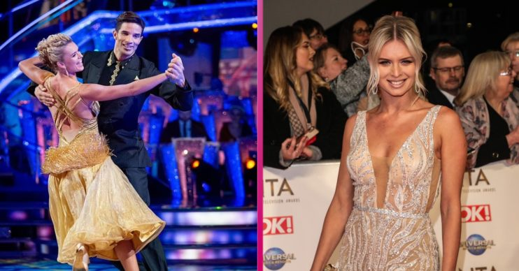 The Strictly Come Dancing curse might not be a bad thing according to one dancer