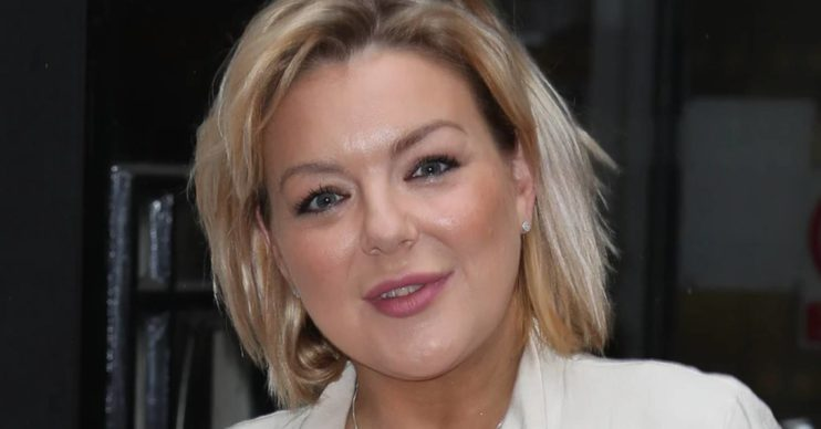 Sheridan Smith threatens 'snakes' with legal action in social media outburst