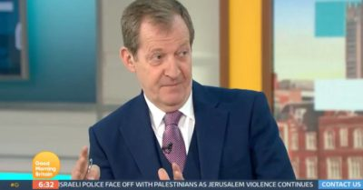 Alastair Campbell as host on GMB