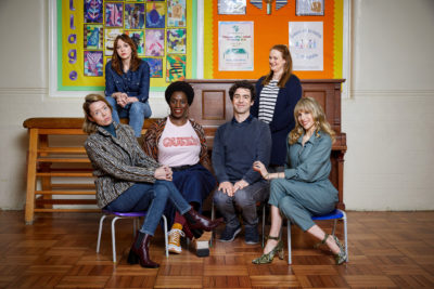 The Motherland cast return for a third series and not soon enough! (credit: BBC Two)