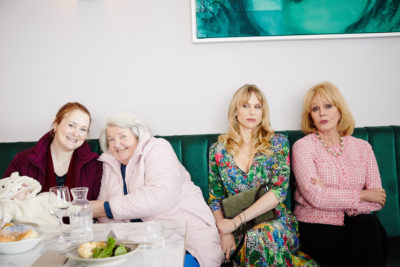 Joanna Lumley joins the cast of Motherland (Credit: BBC One)