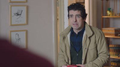 Paul Ready as Kevin in Motherland (Credit: BBC One)