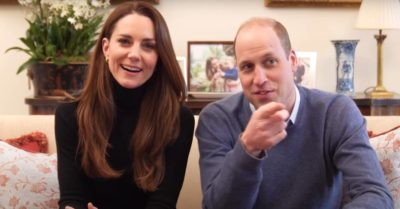 The Duke and Duchess of Cambridge have launched their own YouTube Channel)