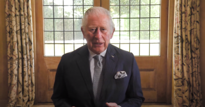 Prince Charles new message - reference to Prince Philip