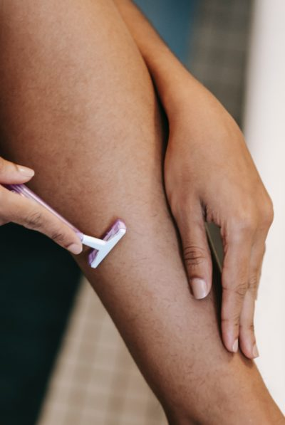 Health experts warn against using sandpaper to shave legs