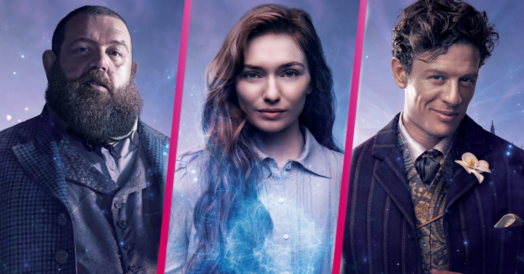The Nevers cast Sky Atlantic