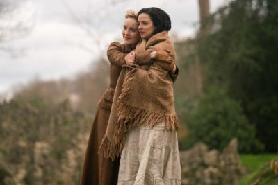 Penance creates an amplifier for Mary's elusive song in The Nevers on Sky Atlantic (Credit: Sky)