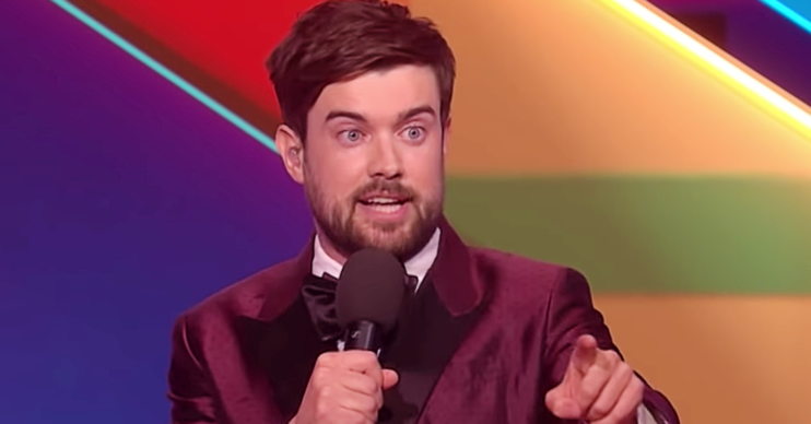 Jack Whitehall on the Brits 2021