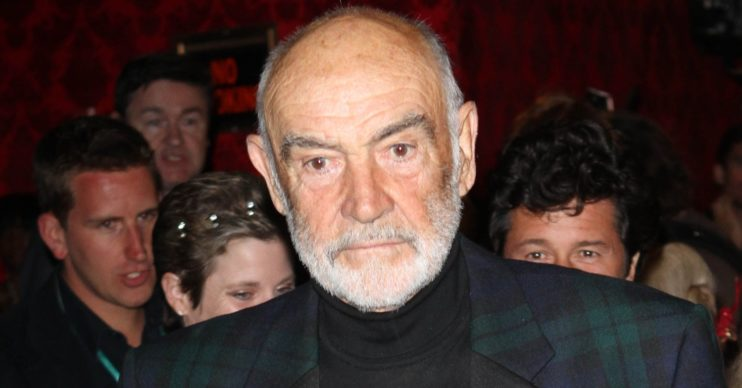 Sean Connery brother dead