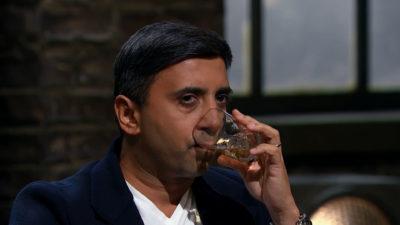 Tej Lalvani tastes whisky