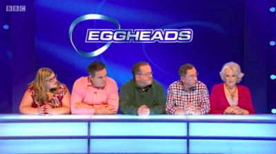 Eggheads cast