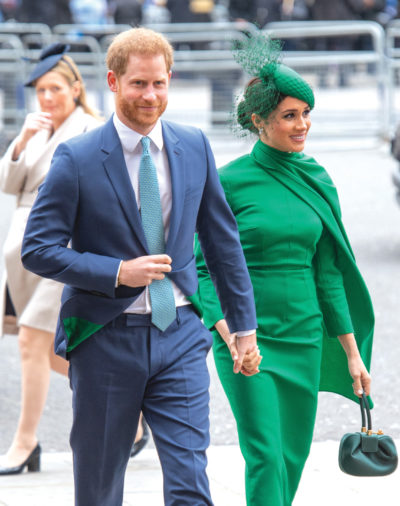Prince Harry and Meghan may called their daughter Philippa