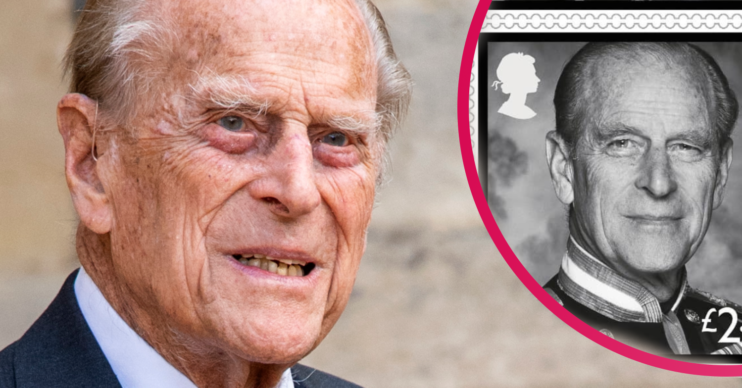 Prince Philip stamps