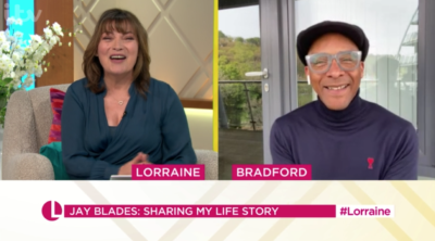 Jay Blades says he can't wait to meet his long-lost sister