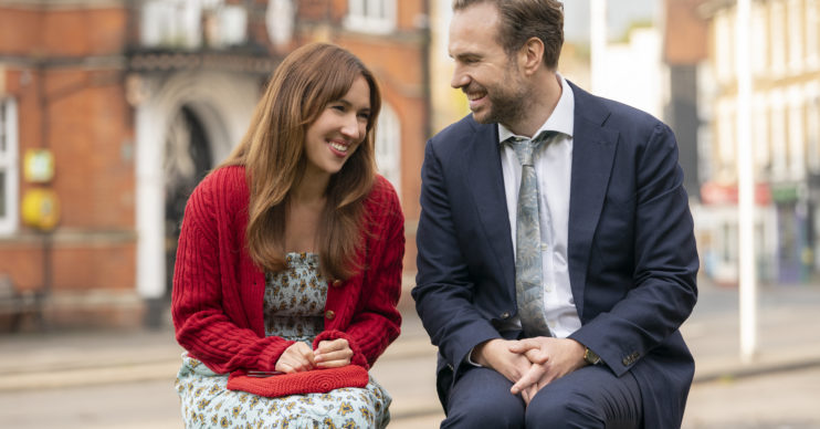 Trying Season 2 - Rafe Spall and Esther Smith