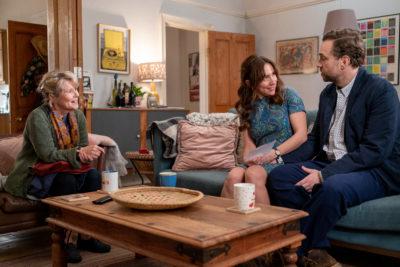 Trying Season 2 - Rafe Spall, Esther Smith and Imelda Staunton