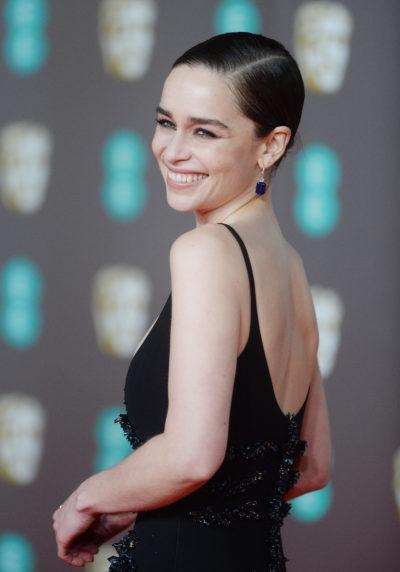 Emilia Clarke Dax Shepard