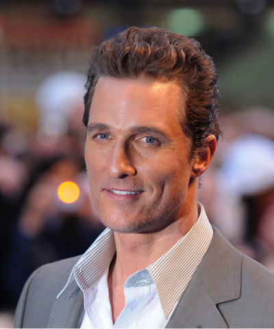 Matthew McConaughey Dax Shepard