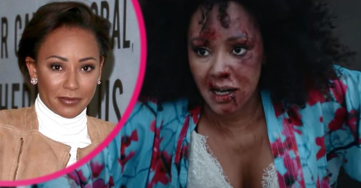 Mel B domestic abuse