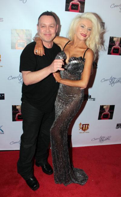 Courtney Stodden and ex husband Doug