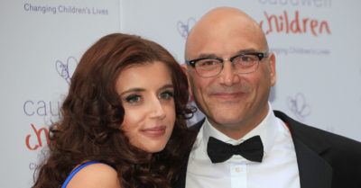 Gregg Wallace and fourth wife