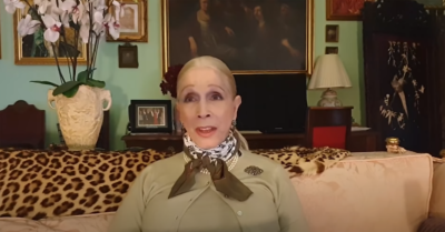Lady C discusses Prince Harry and Meghan