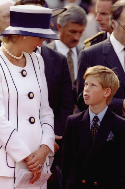 prince harry as a small boy