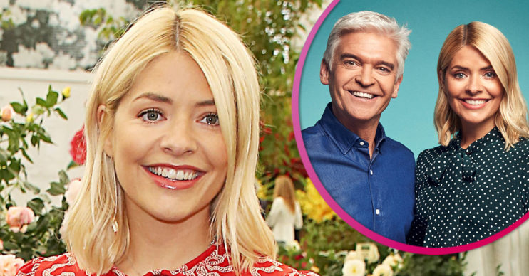 This Morning host Holly Willoughby has crisis talks about future on show