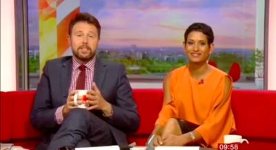 bbc breakfast beats GMB in ratings