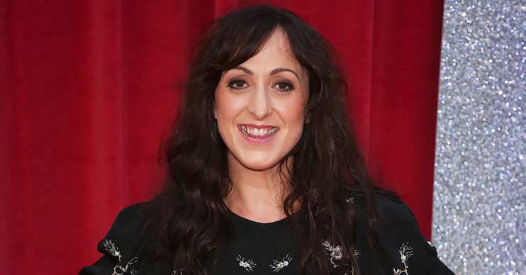 Natalie Cassidy mourns death of her father Charles