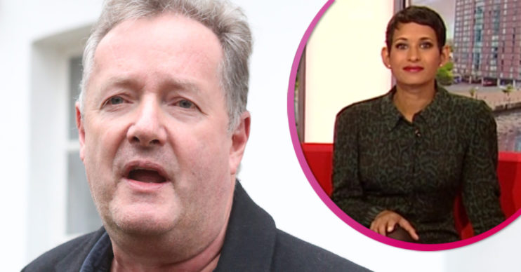 Piers Morgan latest news - star takes aim at BBC