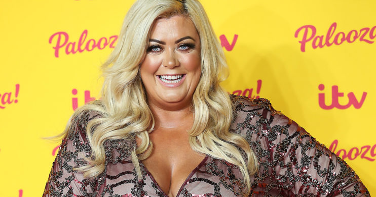 Gemma Collins shows off weight loss