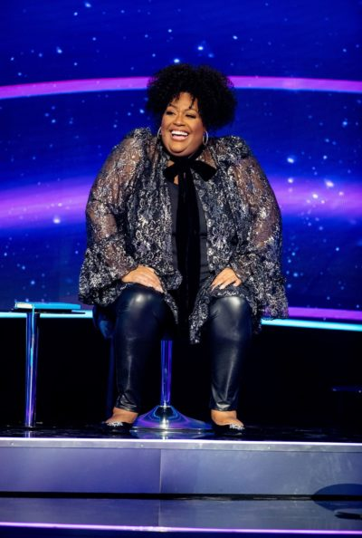 Alison Hammond on I CAn See Your Voice