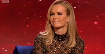 Amanda Holden appears on I Can See Your Voice