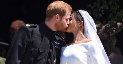 Prince Harry and American actress Meghan Markle