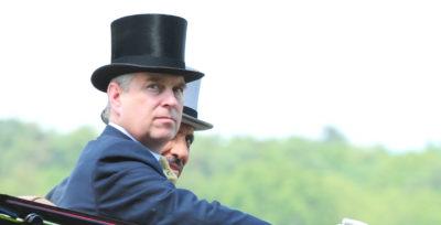 Prince Andrew Jeffrey Epstein latest