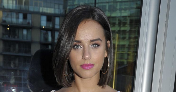 Georgia May Foote is now working as a beautician