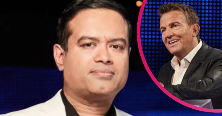 Paul Sinha and Bradley Walsh