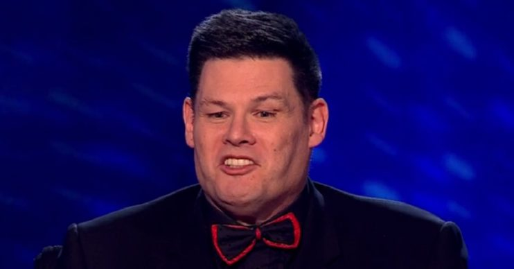 The Chase star Mark Labbett
