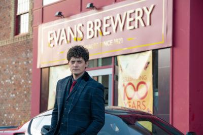 Aneurin Barnard as Jack Evans