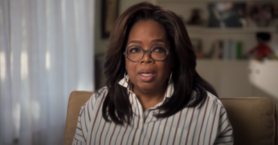 Oprah Winfrey gets emotional in new series with Prince Harry