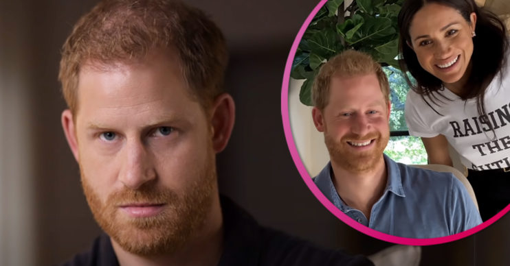 Prince Harry opens up in trailer for new series