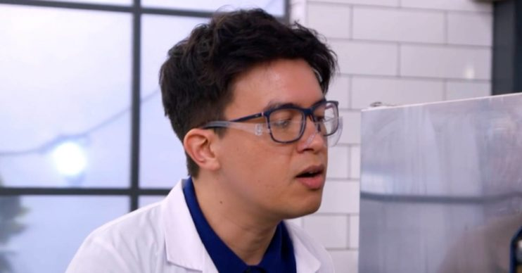 Great British Menu Phil Wang