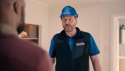 nick knowles shreddies ad
