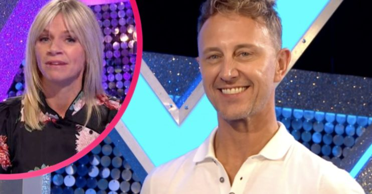 Strictly It Takes Two hosts Zoe Ball and Ian Waite