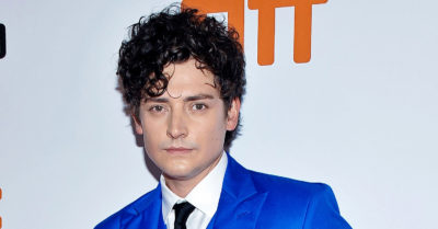 Aneurin Barnard in The Pact