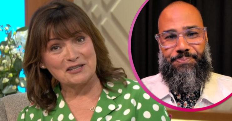 Lorraine Kelly today interviews Meghan Markle's first boyfriend