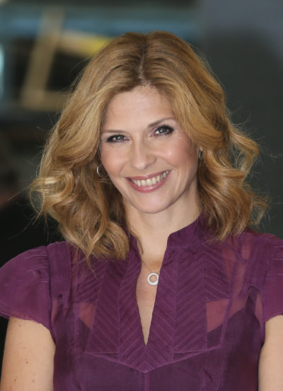 Samantha Giles plays Bernice in Emmerdale