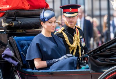 Prince Harry and Meghan Markle celebrate anniversary