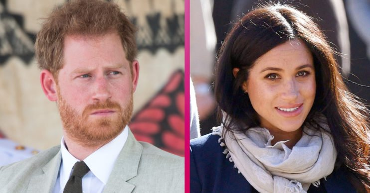 Prince Harry and Meghan celebrate anniversary